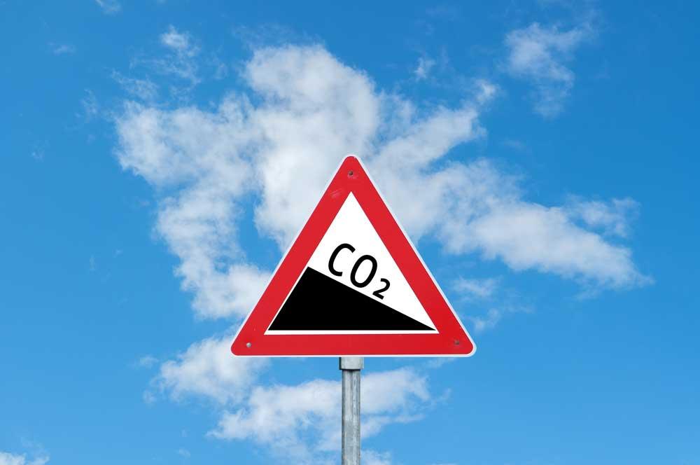 Wieviel CO2 wird bei der Herstellung unserer Biosocken erzeugt? Eine Bilanz!